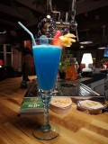 Cocktail bleu Herbignac