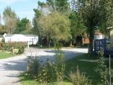 Domaine de Pouldroit - Camping Piriac Sur Mer - Allée du camping