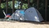 Emplacemement camping Pont Mahé Bretagne Plein Sud