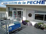 Entrée du musée Maison de la Pêche à La Turballe