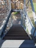 Escaliers du Belvédère de Rozé - Saint-Malo-de-Guersac