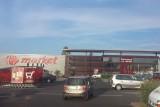 Guérande supermarché Carrefour Market, vue extérieure