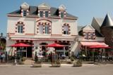 Façade extérieure de l'hôtel de la Plage à Piriac-sur-Mer