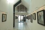 Musée Bernard Boesch au Pouliguen - la galerie d'exposition