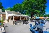 17-Guérande Camping Le Bréhadour - Terrasse du bar/restaurant