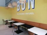 Guérande - Restaurant Bon - Intérieur avec gestes barrières