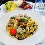 Guérande - Sixte Brasserie italienne - coquillages