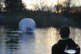 Guérande Camping Etang du Pays Blanc - En campagne - Bulle sur eau