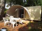 Guérande Camping Etang du Pays Blanc - En campagne - Cocosweet Insolite
