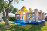 Guérande Camping La Fontaine - Chateau gonflable