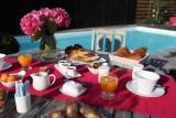 Guérande Chambres d'hôtes Chez Mme Puren Petit Déjeuner