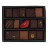 Guérande Chocolatier Roussel Macarons dans Cité Médiévale - Boite de chocolats