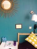 Guerande Hotel Les Remp'arts Centre Ville Face Remparts Chambre Jaune