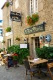 Guerande Hotel Restaurant Intra-Muros Le Roc Maria Facade exterieure