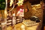 Guérande Intra-muros - Restaurant le Vieux Logis - Grill au feu de bois - Intérieur décoration