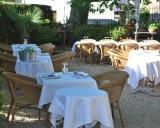 Guérande Intra-muros - Restaurant le Vieux Logis - Grill au feu de bois - Jardin/Terrasse