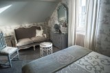 Guérande - Maison d'hôtes - La Guérandière - Chambre grise