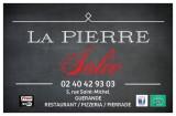Guérande - Restaurant La Pierre Salée - Carte de visite