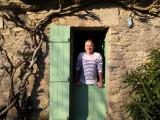 hôte à la fenêtre de la porte chambre d'hôtes BrAd en Brière