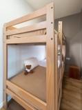 Hôtel Econuit - Guérande - Chambre lits superposés