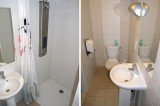 CNBPP Le Pouliguen, hébergement : salle de bain