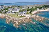 Héliberté - survol de la côte sauvage du Croisic en hélicoptère