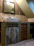 Herbignac - Chambre d'hôtes Ker Holen - Salle de bain