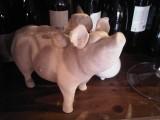 Herbignac - Restaurant Chez Monsieur Cochon - Décoration