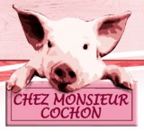 Herbignac - Restaurant Chez Monsieur Cochon - Enseigne