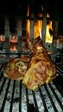 Herbignac - Restaurant Chez Monsieur Cochon - Jarret de porc au feu de bois