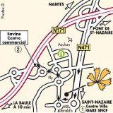 Hôtel Première Classe à Saint Nazaire aux portes de la Brière