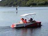 Ecol'Eau - Location de bateau éléctrique