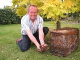 La Roche-Bernard, La Maison de l'Abeille, rencontre avec Rémi Lucas, apiculteur