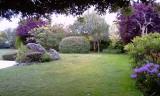 jardin, chambre d'hôtes Roz Avel, Le Pouliguen
