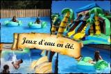 L'île aux pirates La Turballe - jeux d'eau