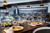 La Baule - Bistro Barrière - Intérieur restaurant - © Pascal Pronnier