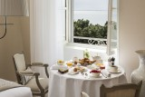 La Baule - Hôtel Barrière Le Royal - Petit-déjeuner avec vue mer