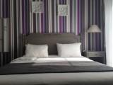 La Baule - Hôtel Villa Cap d'Ail - Chambre avec lit double