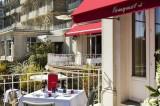 La Baule - Restaurant Le Fouquet's - Extérieur