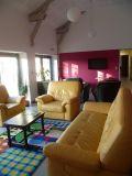 La Maison Rivage, maison de vacances pour groupes en Brière - Salon