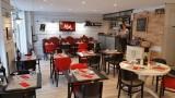 La Porte du Sel - Brasserie Entre Nous  - salle de restaurant Guérande - intra-muros