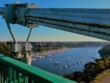 La Roche-Bernard - Pont suspendu
