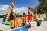 La Roseraie - Camping - La Baule - jeux pour enfants