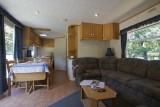 La Turballe - Camping Parc Sainte Brigitte - Intérieur mobil-home