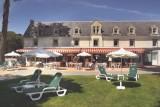 La Turballe - Hôtel-de Pen-Bron-terrasse