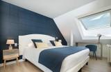 La Turballe - Hôtel Face Mer Les Chants d'Ailes - Chambre supérieure avec lit double