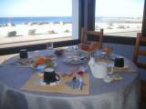 La Turballe-Hôtel Face Mer Les Chants d'Ailes - Petit-déjeuner