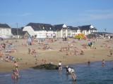 La Turballe - Hôtel Face Mer Les Chants d'Ailes - Vue de la plage