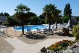 La Turballe - Maison d'hôtes Les Buissonnets - Jardin avec piscine