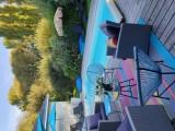 La Villa d'Escoublac - chambre d'hôtes - terrasse et piscine- La Baule